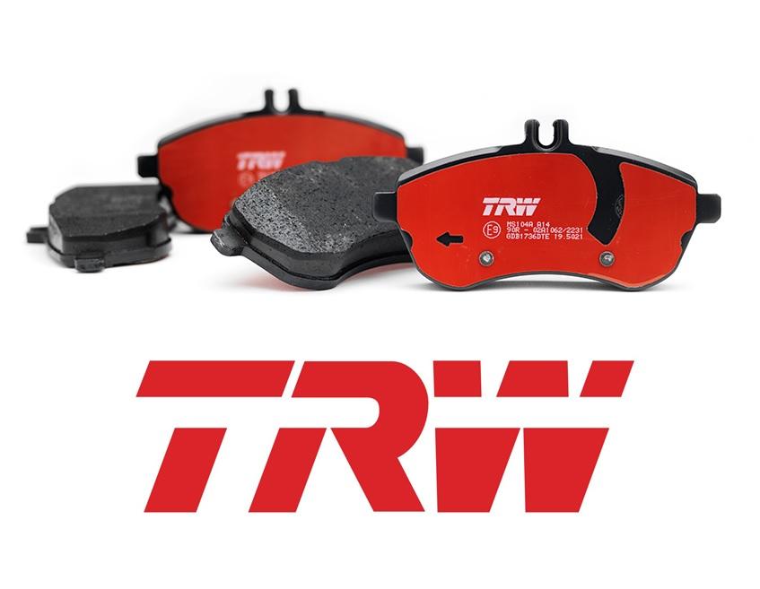 TRW детали подвески, тормозной системы, гидравлика, узлы